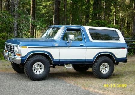 79 ford bronco 1978 ford bronco for sale belfair washington classic cars and trucks. Black Bedroom Furniture Sets. Home Design Ideas