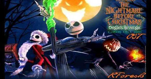 The Nightmare Before Christmas Oogie S Revenge Ost Nightmare Before Christmas Wallpaper Nightmare Before Christmas Halloween Nightmare Before Christmas