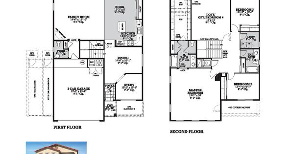 Dr Horton Dartmouth Floor Plan Via Dr