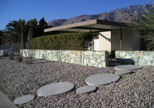 Desert Modern Landscaping Modern Landscaping Mid Century