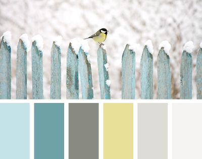 Color Palette | Paint Inspiration | Paint Colors | Paint Palette |