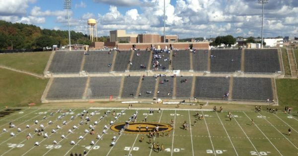 Grambling State Has One Of The Worst College Football Stadiums In The Country I Mean Just Look At It Grambling Football Stadiums Jackson State