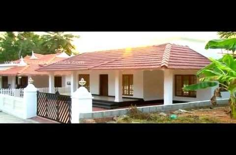 Kerala House Model Low Cost Beautiful Kerala Home Design Village House Design Simple House Design Kerala House Design