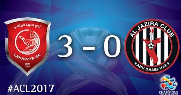 Lekhwiya Vs Al Jazira Http Www Footballreplay Net Football 2017 02 20 Lekhwiya Vs Al Jazira Football Football Highlight Champions League