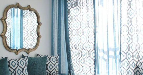 Viaje decorativo a marruecos alcanza con iconscorner for Cortinas marroquies