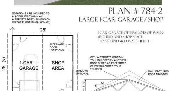 Pinterest the world s catalog of ideas for 28x28 garage plans