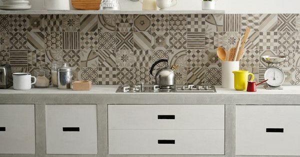 küchenrückwand ideen - mosaikfliesen in der küche | kitchen ... - Mosaik Fliesen Küche