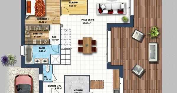 Constructeur maison moderne longeville sur mer vend e 85 for Maison container loire atlantique