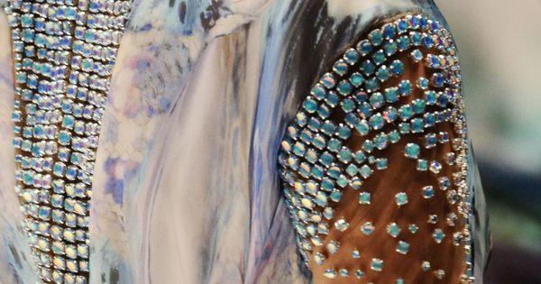 Alexander McQueen detail alexandermcqueen crystal