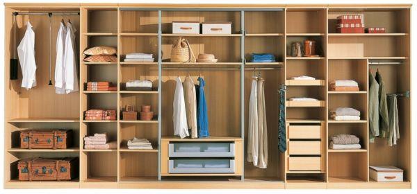 begehbarer kleiderschrank wie sie die perfekte ordnung. Black Bedroom Furniture Sets. Home Design Ideas