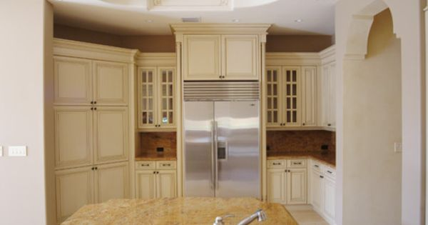 Maple Shaker Pantry Cabinet 24 X 72 Pantry Cabinet Unfinished Kitchen Cabinets Kitchen Standing Cabinet