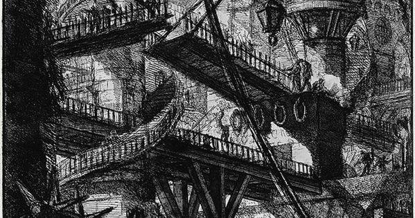 dark brain of piranesi and other essays