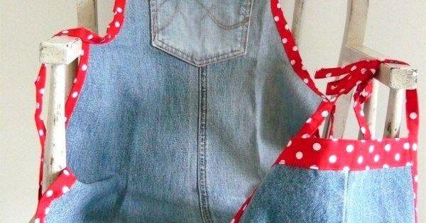 un modo per riciclare vecchi jeans http://www.facebook.com ...