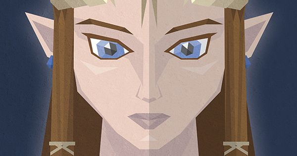 The Legend of Zelda Created by John Mehrkens | it8Bit ...
