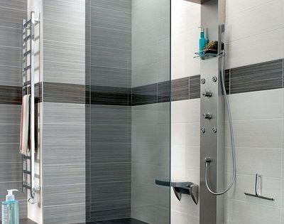 Cabine de douche douche l 39 italienne rangements salle for Cabine de douche al italienne