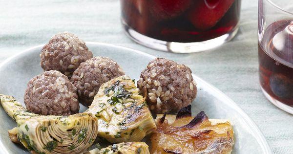 Sangria espagnole et tapas recette cuisine sangria et - Cuisine espagnole tapas ...