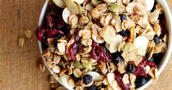 Toasted coconut, Granola and Berries on Pinterest