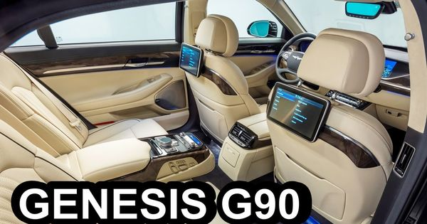2017 hyundai genesis g90 interior 2016 models. Black Bedroom Furniture Sets. Home Design Ideas