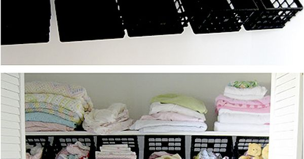 Frugal And Thrifty Perfect For Organizing Your Sheets And