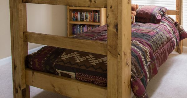 Build Your Own Bunk Bed Super Easy And Super Strong