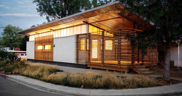 Contemporary Modular Homes North Carolina : Modern Modular
