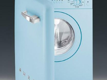 Washing machine for small spaces modern space saving home appliances from smeg washing machine - Washing machines for small spaces photos ...