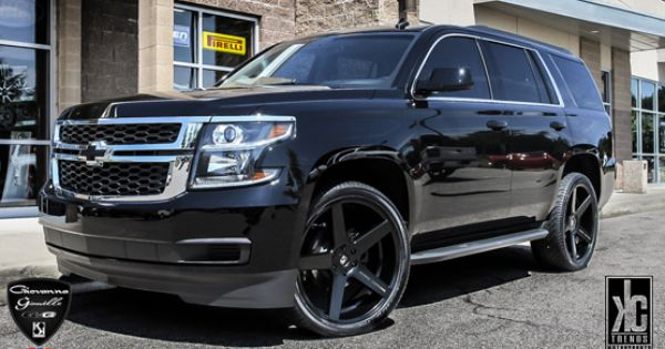 chevy tahoe 22 inch wheels - Google Search | cars ...