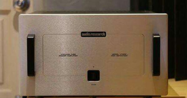 Audio Research Vt200 Amplifier