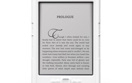 Marware SportGrip Silicone Skin Case for Kindle Touch Cover does not fit Kindle Paperwhite or Kindle White
