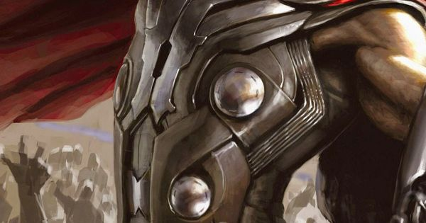 Avengers Age Of Ultron Thor Wallpaper For IPhone 5/5s