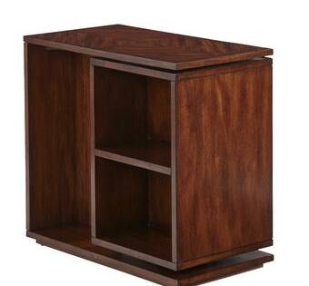 15+ Isakson trestle end table with storage model