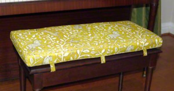 Custom Piano Bench Cushion Deluxe Piano Bench Bench Cushions And Pianos