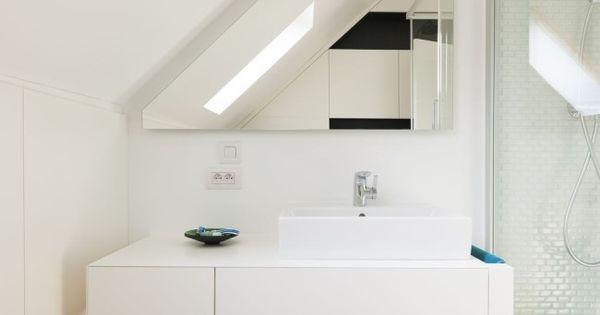 Ch architecten zolder pinterest architecten badkamer en zolder - Amenager badkamer ...
