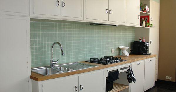 Jaren 39 30 keuken cubex keuken pinterest art deco kunst en deco - Onderwerp deco design keuken ...