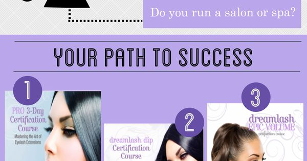 how to get certified in lash extensions