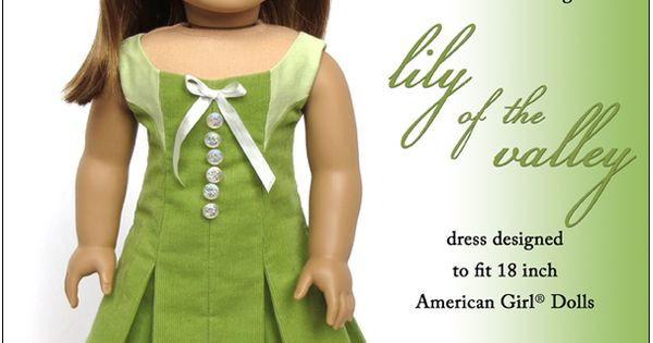 lily valley dress pattern