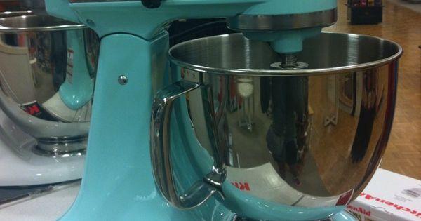 Tiffany Blue Kitchen Aid Mixer Mskjoli amp Co
