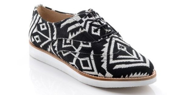 Tribal Shoes