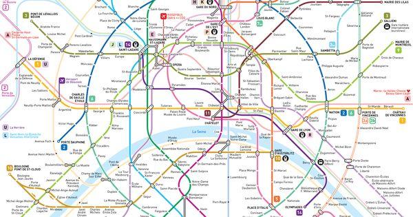 Inat Metro Maps Metro Map Subway Map Design Paris Metro Map
