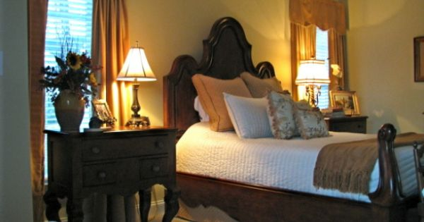 Our NC House Master Bedroom Quiet Tuscan Retreat My Cr ZY H0u E