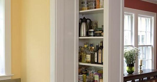Hidden Pantry Love Anything That 39 S Behind A Secret Door