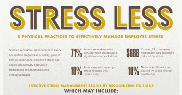 5 Ways to Reduce Stress at Work | The o'jays, Health and Reduce stress