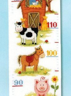 Baby Birth Announcements Cross Stitch Patterns Kits Page 5 123stitch Com 50 Borduren Kind Borduren Groeimeter Kruissteek