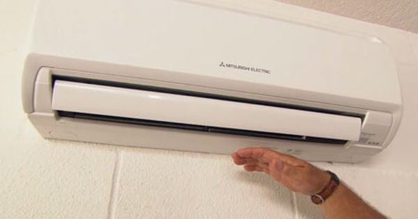 How To Install A Ductless Mini Split Air Conditioner Air