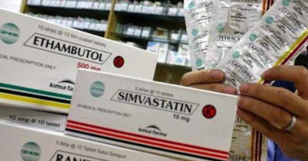 Perbedaan Obat Generik Paten Dan Bermerek Resep Dokter Kesehatan Beri