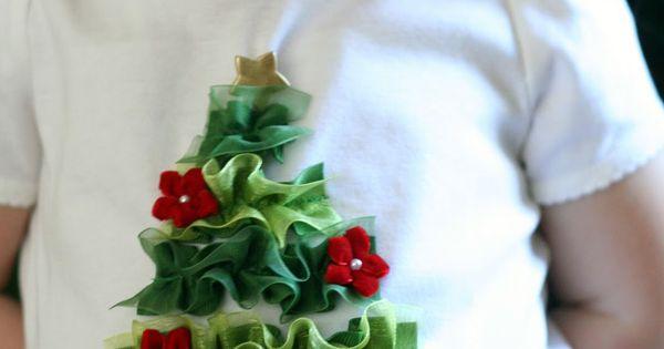 Rboles de navidad cintas and rboles on pinterest - Cintas para arbol de navidad ...