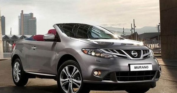 Convertible Nissan Murano A Convertible Sports Utility Vehicle What A Concept Love It Nissan Murano 2011 Nissan Murano Nissan