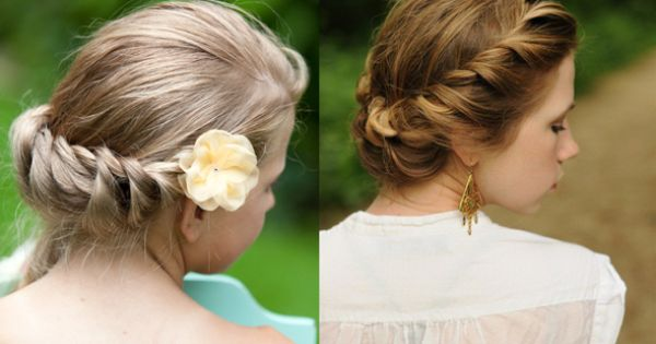 bridesmaid hair? Hair and Make-up by Steph: The Braid Breakdown