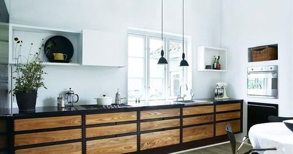 Scandinavische keukens voor meer keuken inspiratie kijk ook eens op - Onderwerp deco design keuken ...