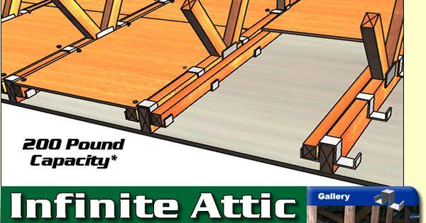 Infinite Attic Attic Storage Solutions Modular